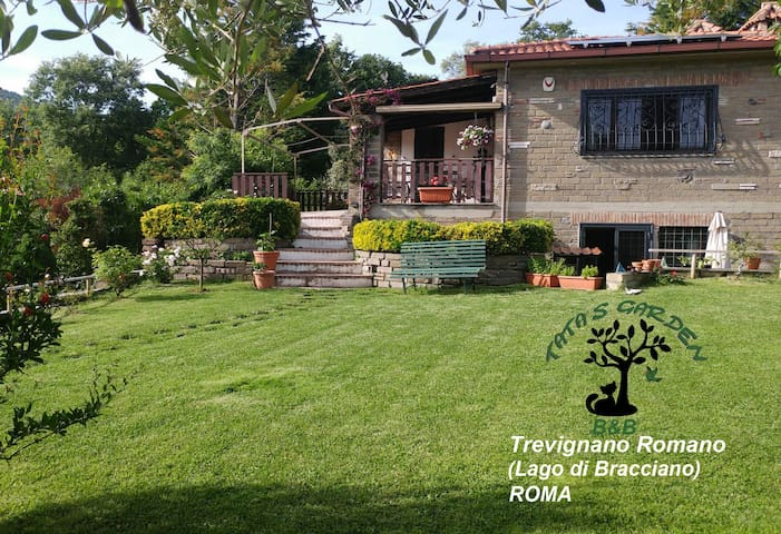 Trevignano Romano的民宿
