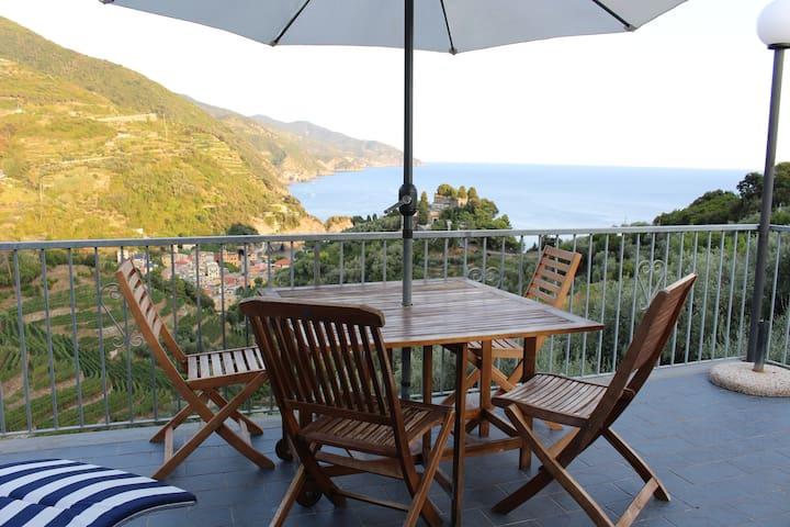 蒙特罗索阿尔马雷(Monterosso Al Mare)的民宿