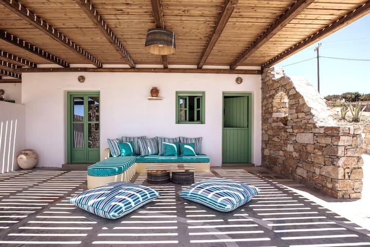 Ailouros scenic guesthouses
