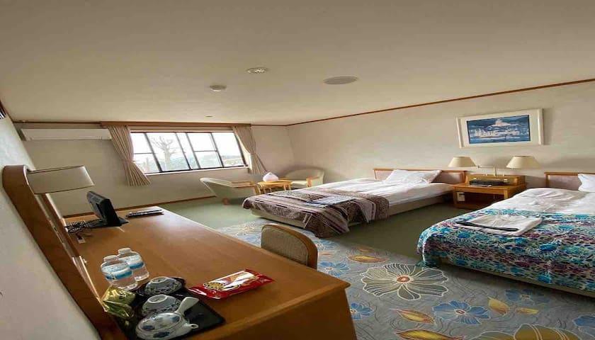Kirishima的民宿