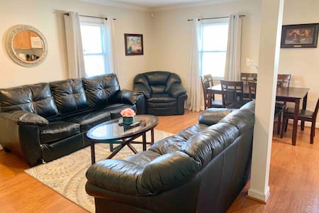 Just Renovated and Walking Distance to Metro!!!!