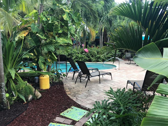 Calypso Inn BNB with over 10,000 previous guest!