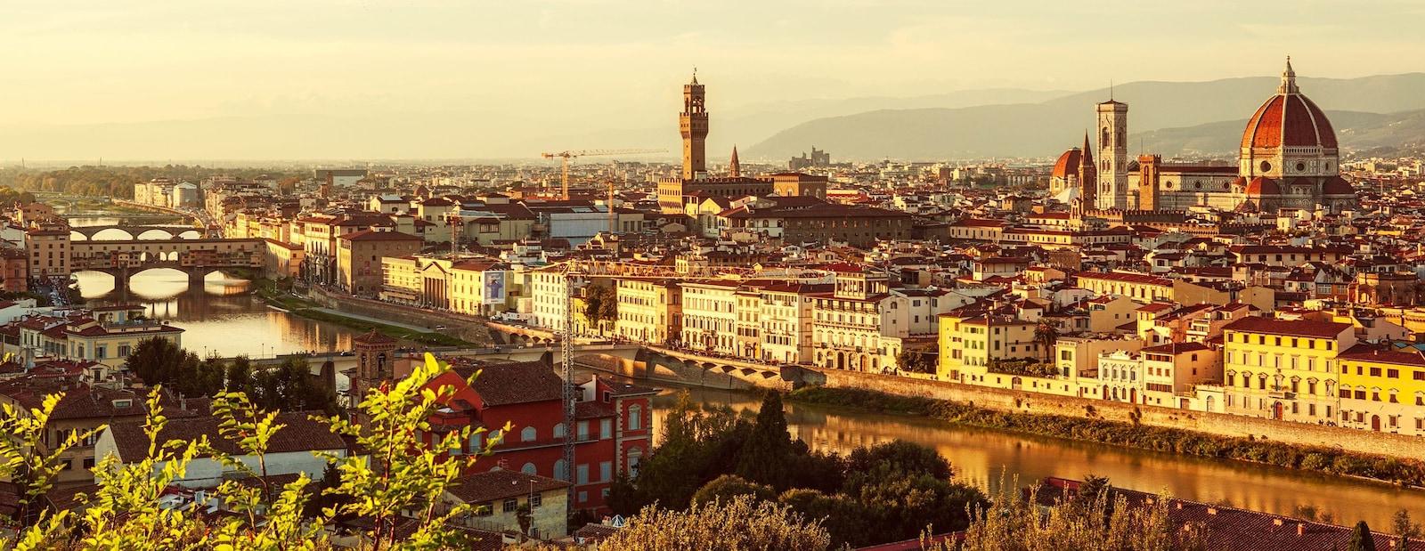 佛罗伦萨的度假屋
