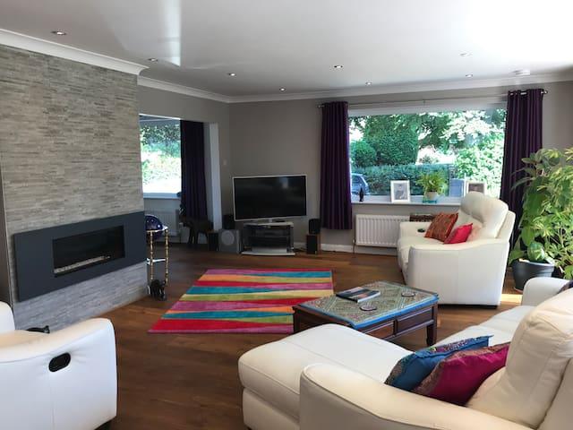 Comfortable En-Suite Double Bedroom in Alfriston