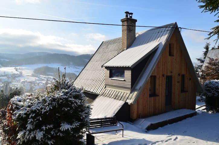 Hutisko-Solanec的民宿