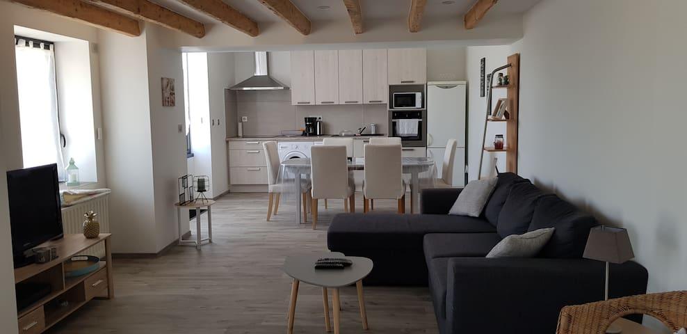 La Motte-Servolex的民宿