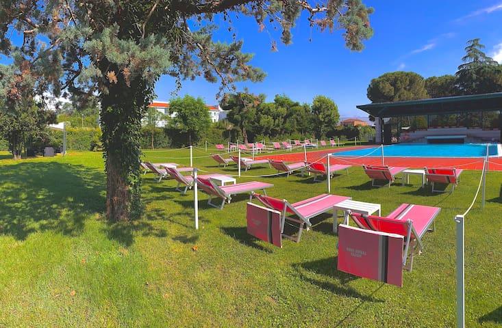 Montegrotto Terme的民宿