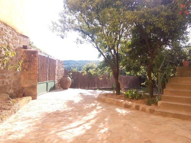 Jarandilla de la Vera的民宿