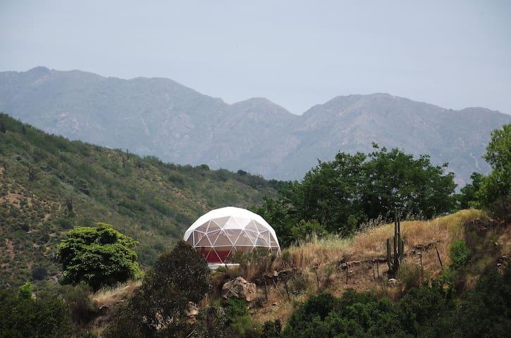 Quebrada de Alvarado的民宿