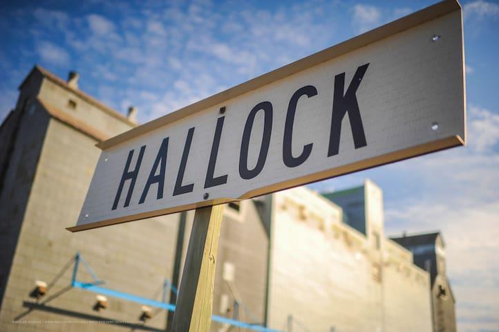 Hallock的民宿