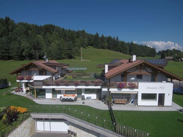 Sunnleitn-Hof Deutschnofen Appartment Steinbock