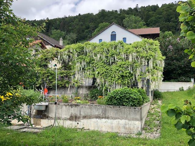 Rochefort的民宿