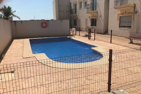 Palomares 2 bed ground floor apartment