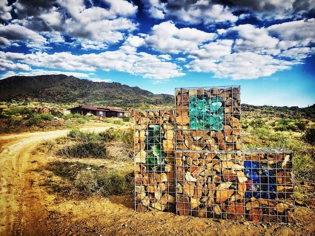 Terlingua的民宿