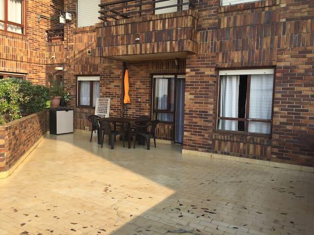 Apartamento primera línea de playa en Somo