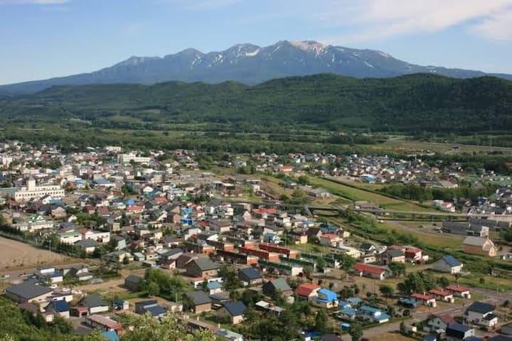 Kamikawa, Kamikawa District的民宿