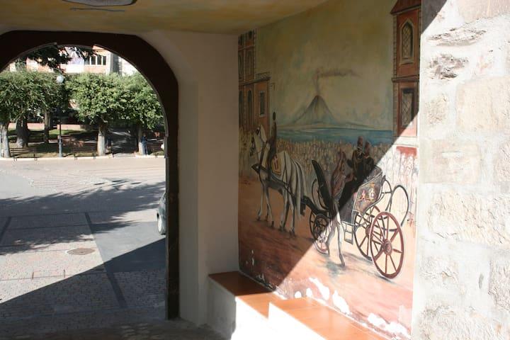 Savoia di Lucania的民宿