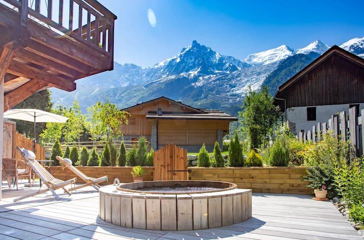 夏蒙尼(Chamonix-Mont-Blanc)的民宿