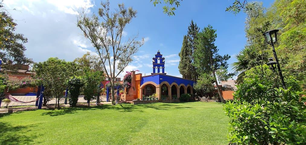 Tepotzotlán的民宿