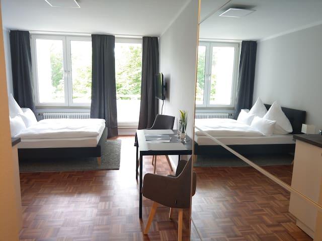 海德尔堡的民宿