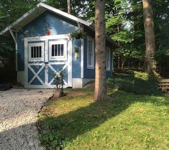 Gemini Springs cottage: an artist retreat