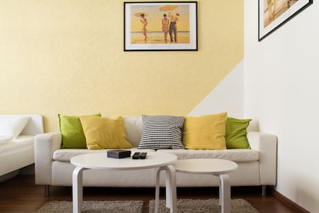 Katkas´ quiet and homey apartment