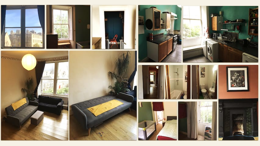 Charming flat, right in the City Centre!