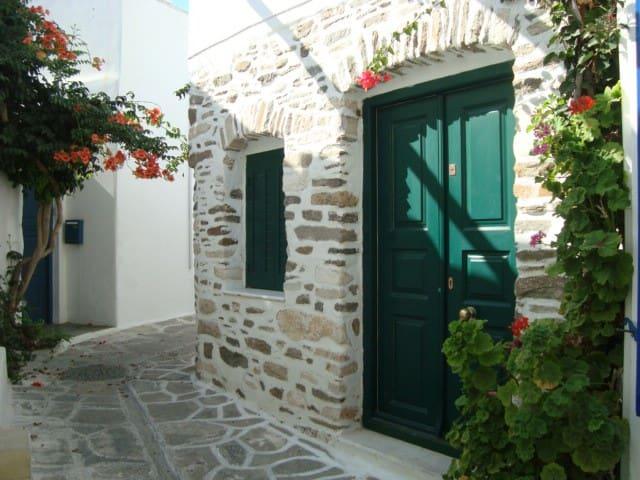 Paros Cyclades的民宿