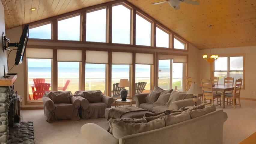 OceanSix Ocean Front Vacation Home