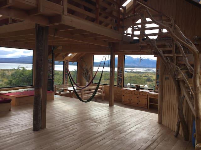 纳塔莱斯港 (Puerto Natales)的民宿