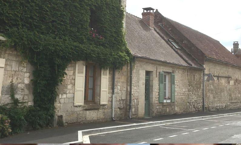 La Neuville-Roy的民宿
