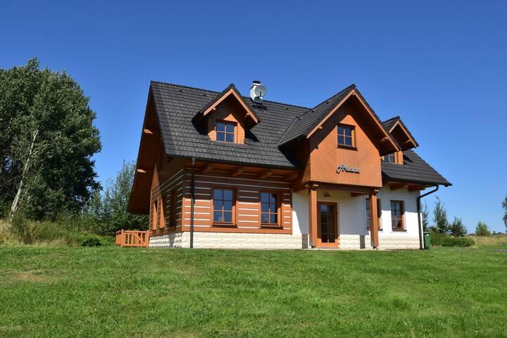 Bozanov的民宿