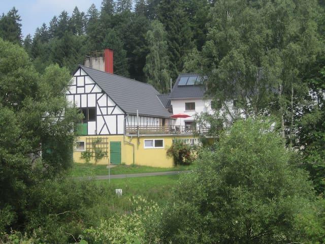 Friesenhagen的民宿