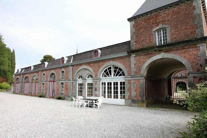 Barvaux-Condroz的民宿