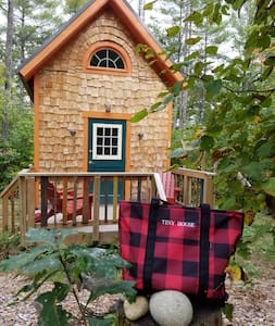 Crooked River Tiny House