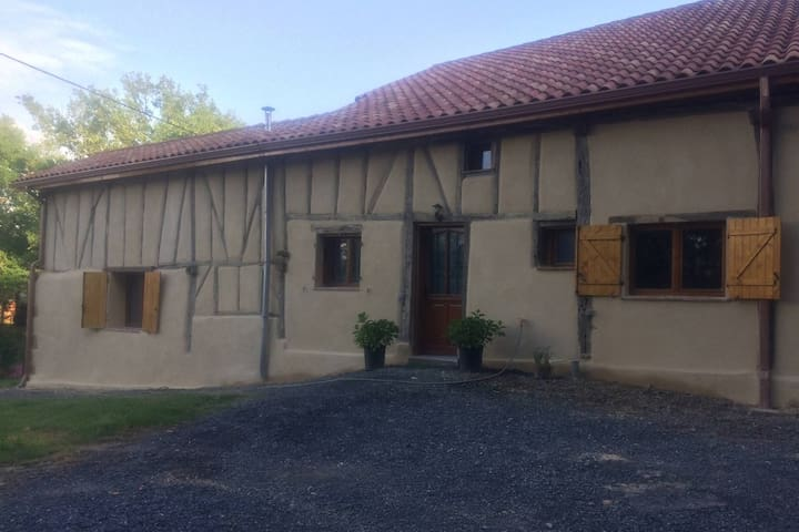 Bourrouillan的民宿