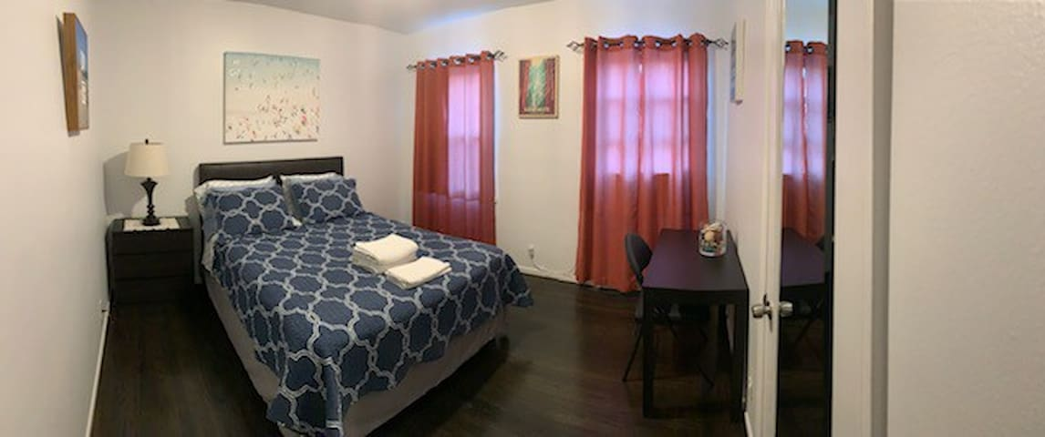 Redwood City, Menlo Park, Private Room, Good Price