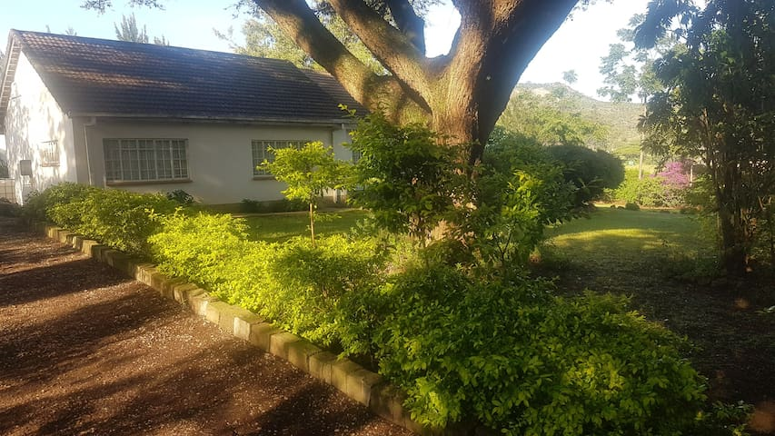 Self catering holiday house in Rochdale ,Nyanga