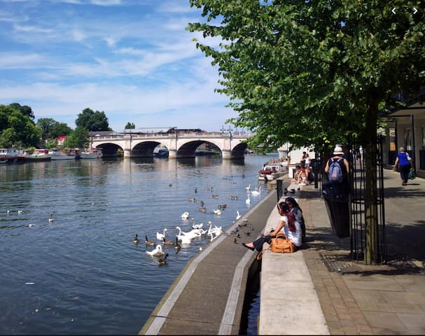 Guidebook for Kingston upon Thames