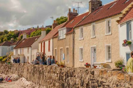 Mangle Cottage Near St Andrews.Staycation in Fife