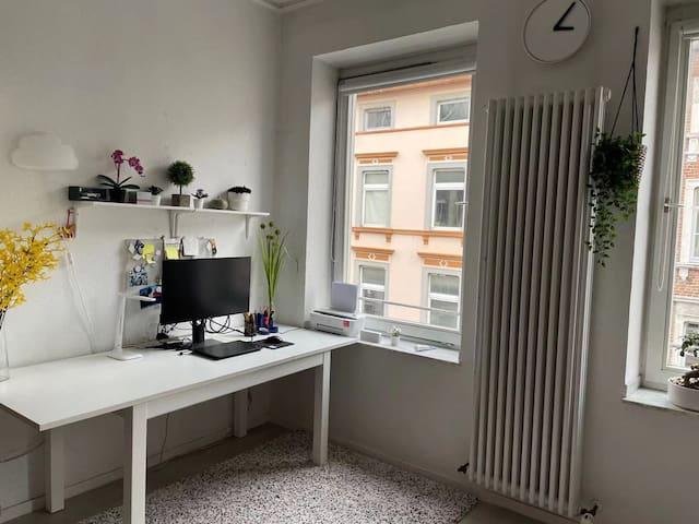 Gemütliche Wohnung im Stadtzentrum Aachen