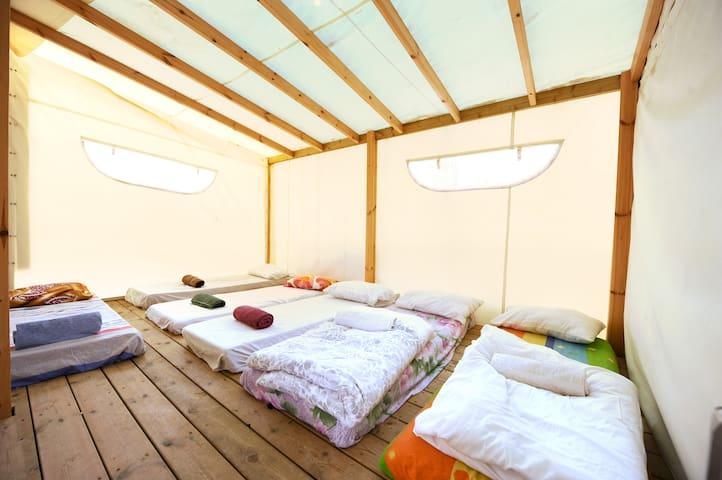 Private Luxury Tent @ Spice Quarter Inn