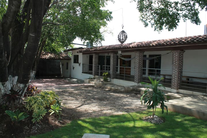 Tuxtla Gutiérrez的民宿