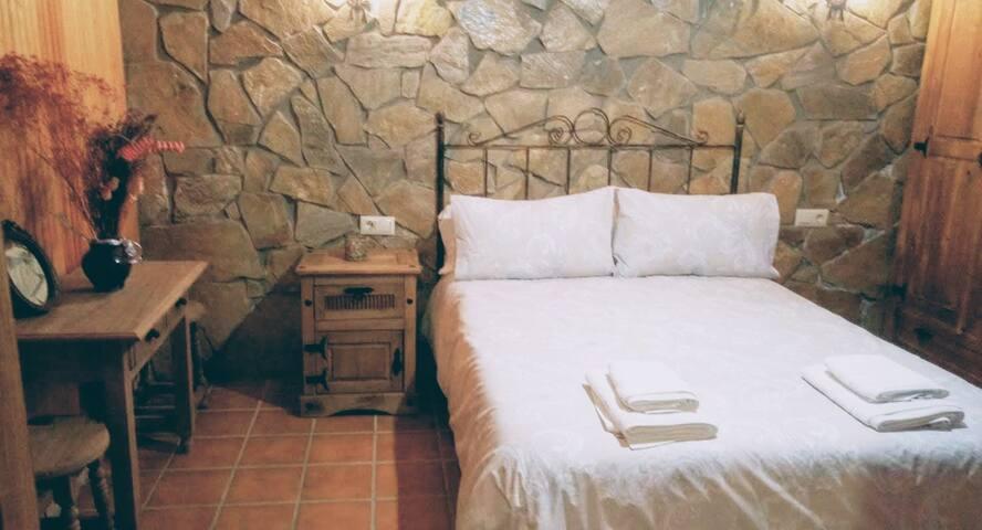 Cabezuela del Valle的民宿