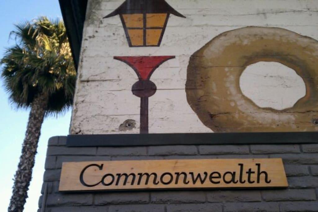 Commonwealth的照片,位于Mission District