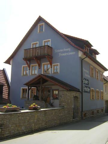 Eisenheim的民宿
