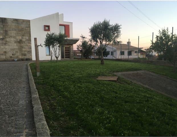 Nogueira do Cravo的民宿