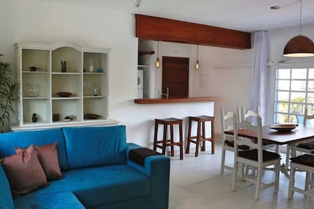 Large sunny apartment -  200 m from Tenorio beach
