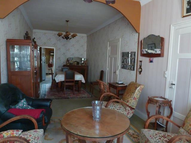 Aunay-en-Bazois的民宿