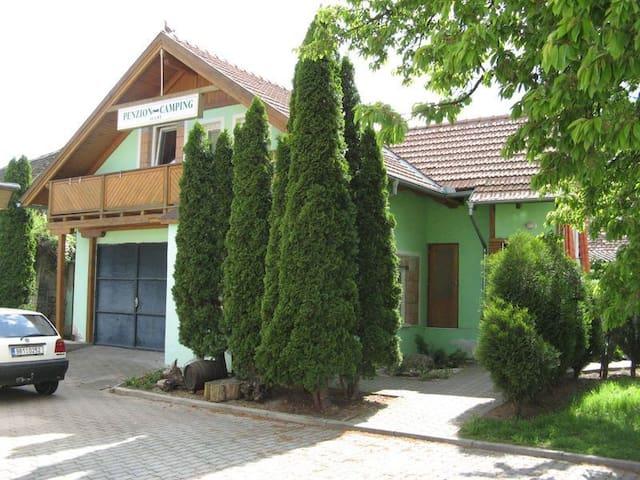 Ubytování Havraníky u Národního parku Podyjí